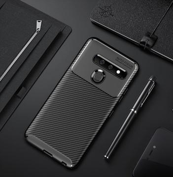 Ốp dẻo carbon LG G8 ThinQ